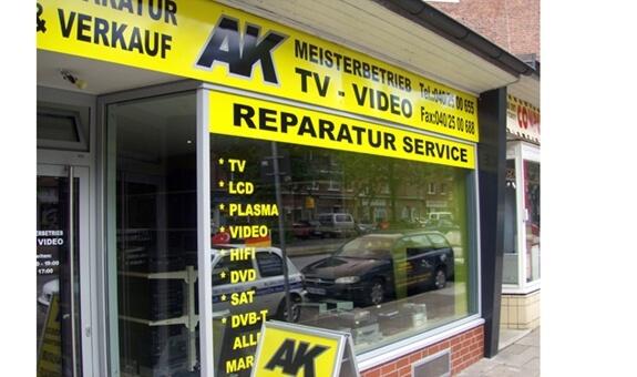 AK TV und Hausgerätereparaturdienst