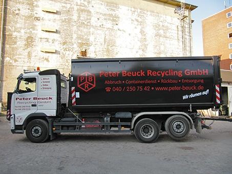 Peter Beuck Recycling GmbH aus Hamburg