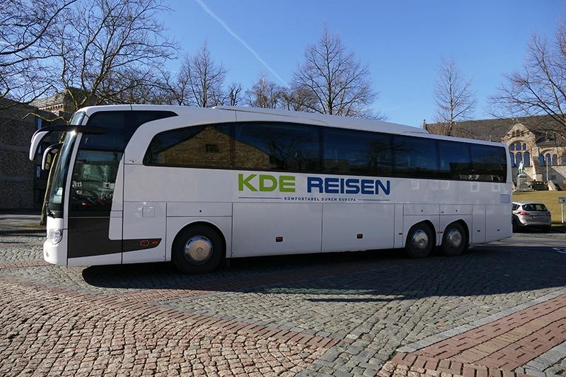 K.D.E.- Reisen GmbH aus Hamburg