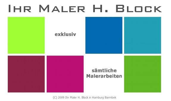 Malereibetrieb Block aus Hamburg