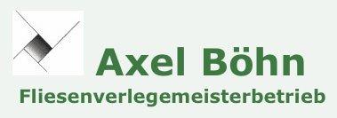Böhn, Axel Fliesenlegermeister
