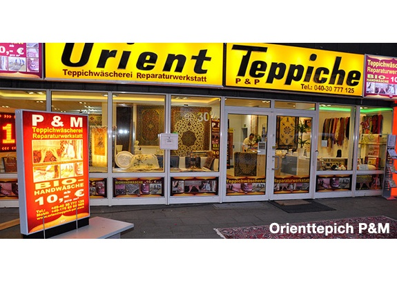 Orientteppich P&M Inh. Parviz M.