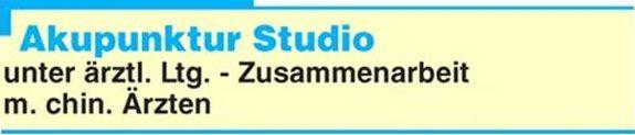 Akupunktur-Studio Inh. Youxia Du