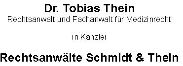 Schmidt & Thein