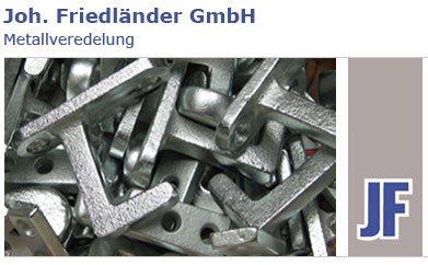 Friedländer Johannes GmbH