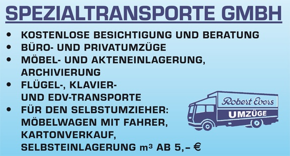 Evers Robert Spezialtransporte GmbH