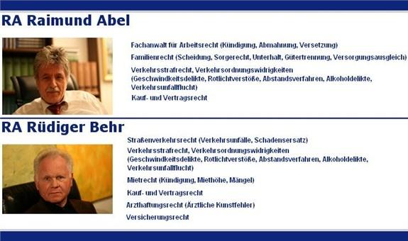 Abel u. Behr