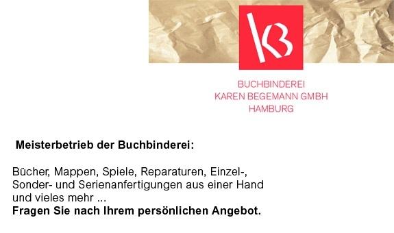 Buchbinderei Karen Begemann GmbH