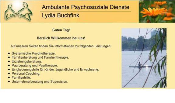 Ambulante Psychosoziale Dienste Lydia Buchfink