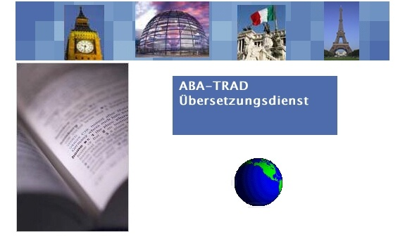 ABA - TRAD Übersetzungsdienst