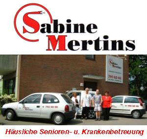 Ambulanter Pflegedienst Sabine Mertins