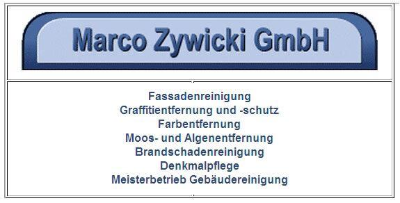 Marco Zywicki Gebäudeservice GmbH aus Hamburg