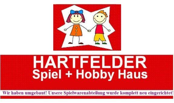 Hartfelder Marken- und Qualitätsspielzeug