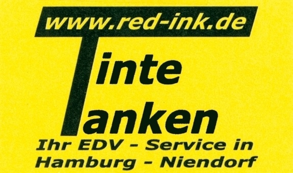Tinte tanken, Ihr EDV-Service in Hamburg-Niendorf