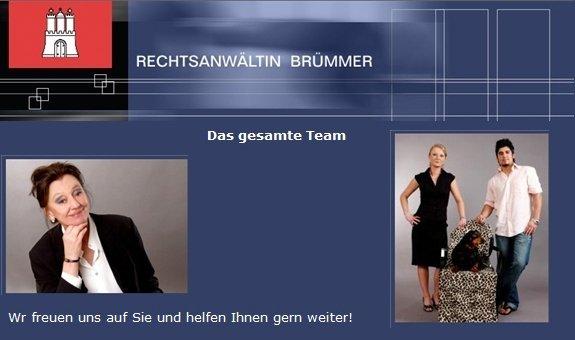 Rechtsanwälte am Rothenbaum, Andrea Brümmer