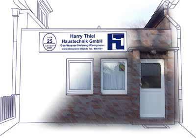 Thiel Harry Haustechnik GmbH Sanitär- u. Heizungsbau