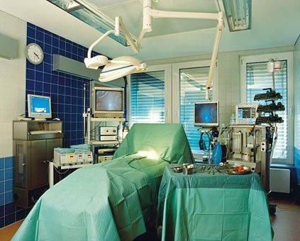 MIVENDO Klinik & Privatpraxis Klinik für Minimalinvasive und Endokrine Chirurgie