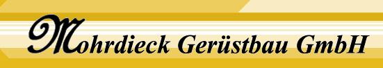 Mohrdieck Gerüstbau GmbH