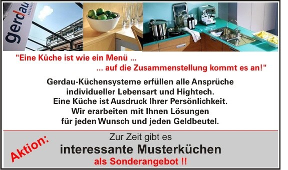 W. Gerdau Handelsges. für Einbauküchen mbH