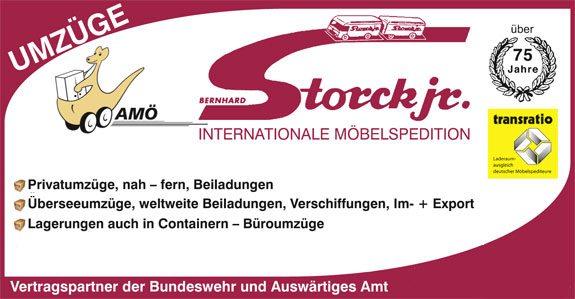 Bernhard Storck jr. GmbH aus Hamburg