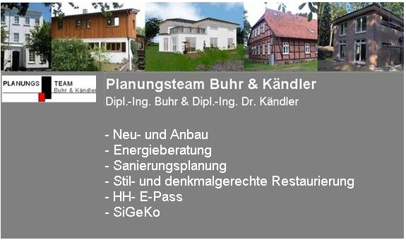 Planungsteam Buhr & Kändler