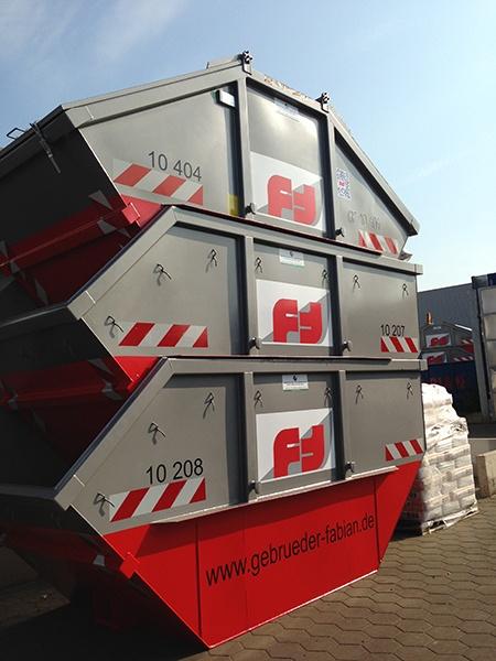 Gebrüder Fabian GmbH aus Hamburg