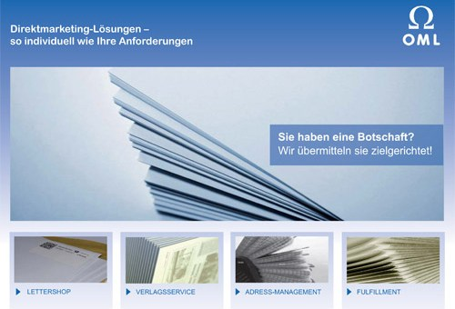 OML-Direktmarketing und Logistik GmbH & Co. KG