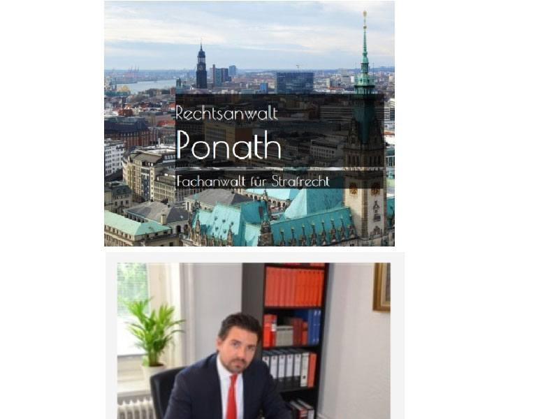 Rechtsanwalt Tobias P. Ponath