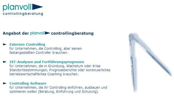 planvoll controllingberatung - Doris Andresen-Zöphel