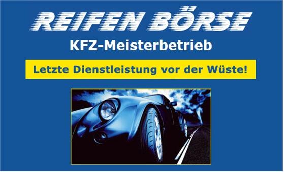 Reifen Börse Riemschneider GmbH aus Hamburg