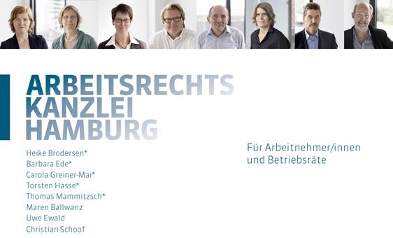 Arbeitsrechtskanzlei Hamburg