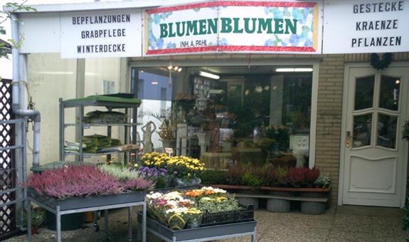 Blumen am Friedhof Inh. Angelika Kokemüller