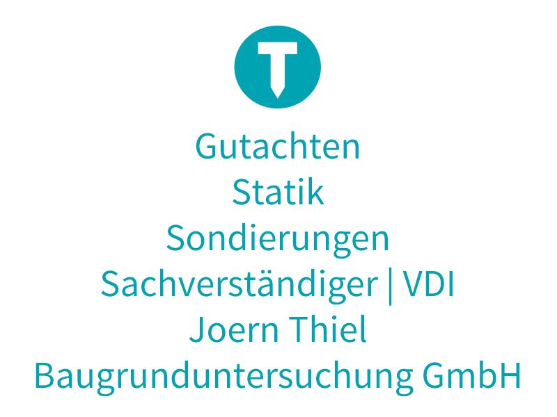 Joern Thiel Baugrunduntersuchung GmbH