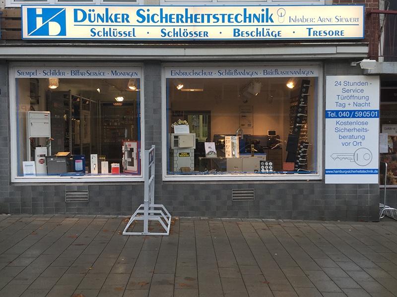 Dünker Sicherheitstechnik Inh. Arne Siewert