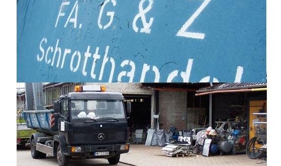 Altmetallhandel G & Z Hamburg
