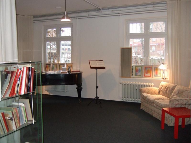 Institut für Gesang Peter Anders