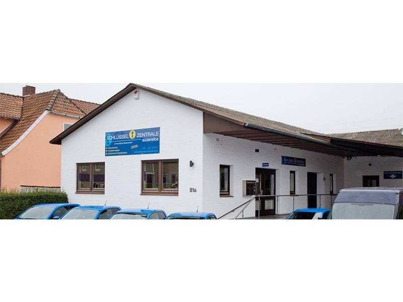 Schlüssel Zentrale Süderelbe GmbH