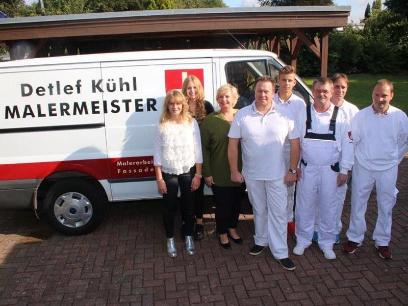 Malereibetrieb Kühl Inh. Detlef Kühl