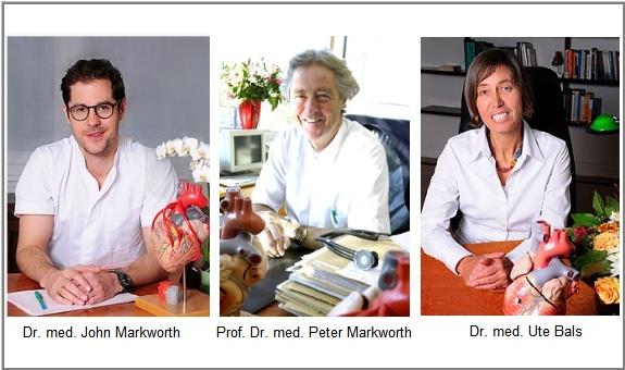 Markworth John Dr. med., Markworth Gerd-Peter Prof. Dr. med.