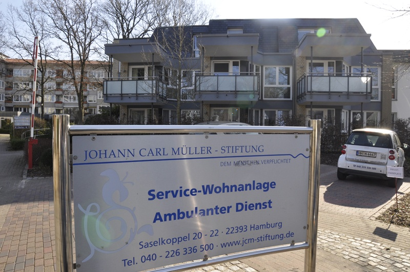Johann Carl Müller-Stiftung Ambulante Pflege & Service-Wohnen