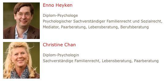 Psychodiagnostische Beratungspraxis, Eheberatung u. Paarberatung