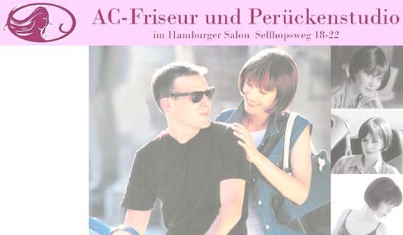 AC-Frisör + Perückenstudio Chiyad GmbH