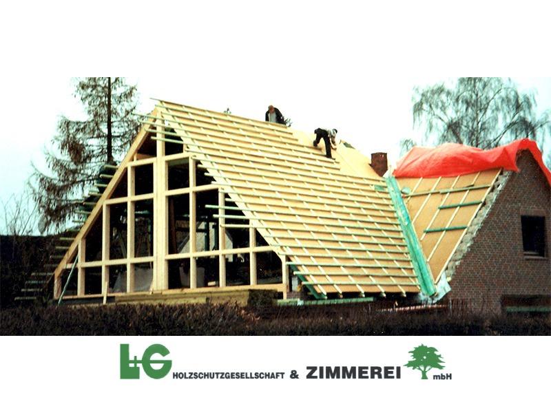 L+G Holzschutzgesellschaft & Zimmerei mbH