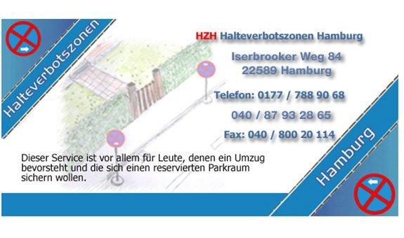 HZH Halteverbotszonen Hamburg Todorka Nemitz
