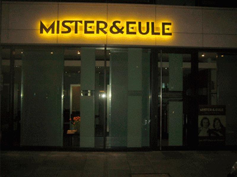 Mister & Eule