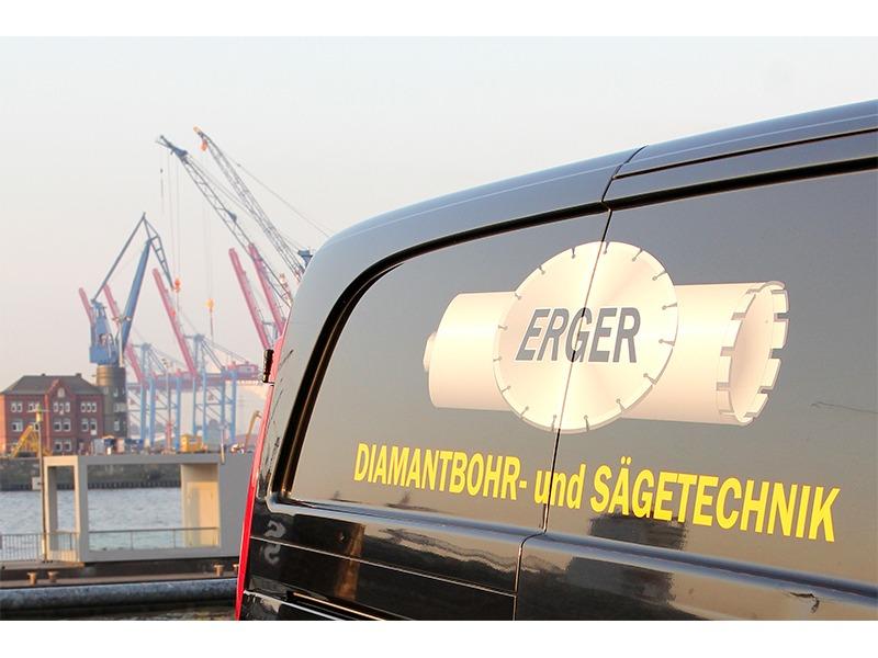 ERGER GmbH & Co. KG Diamantbohr- u. Sägetechnik