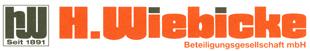 Logo von Wiebicke Beteiligungsgesellschaft mbH Heizungsbau