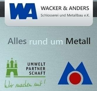 Wacker & Anders Schlosserei und Metallbau e.K.