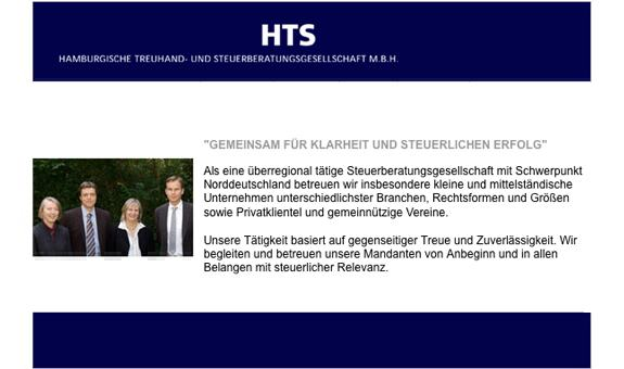 HTS - Hamburgische Treuhand- und Steuerberatungs GmbH