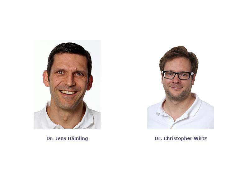 Hämling Jens Dr. med. u. Wirtz Christopher Dr.med.